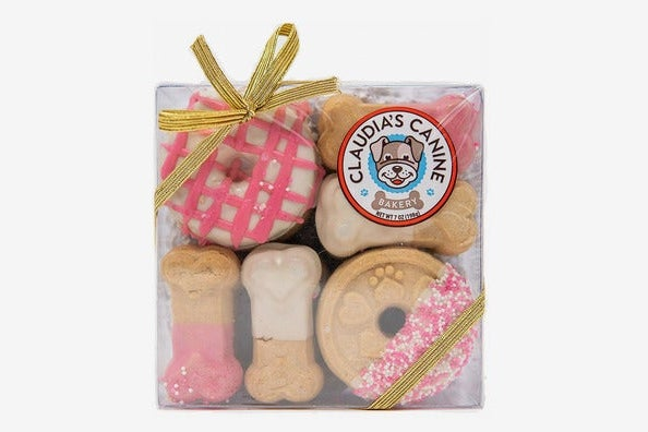 Claudia's Canine Bakery Gourmet Dog Treats, Vanilla
