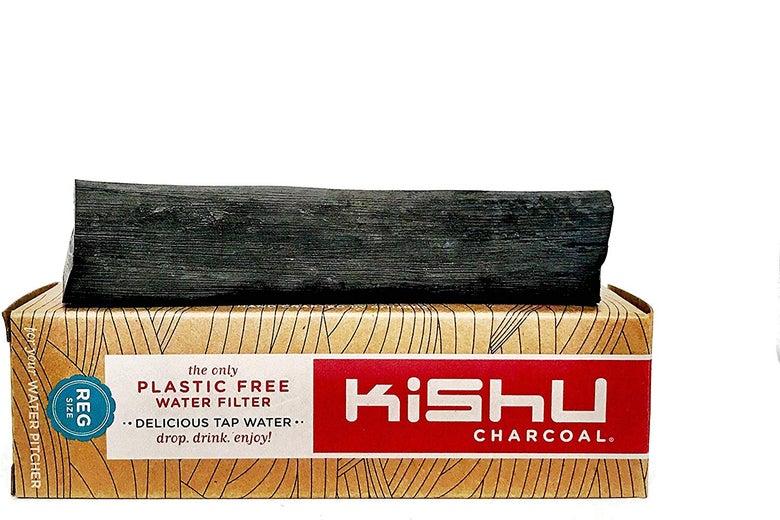Kishu Binchotan Activated Charcoal Filter