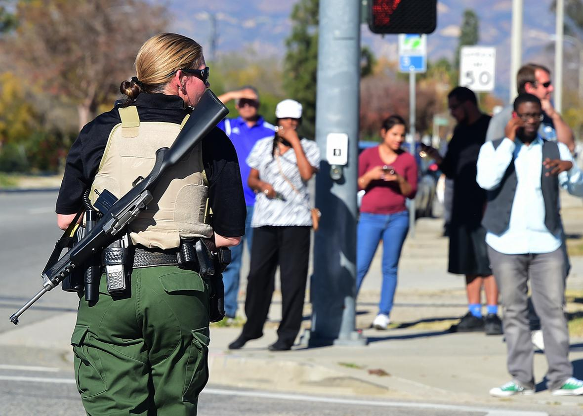 San Bernardino shooting prayer.