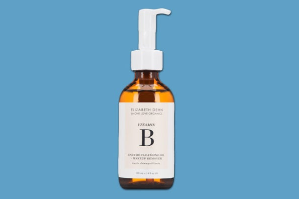 One Love Organics Vitamin B Enzyme Cleansing Oil.