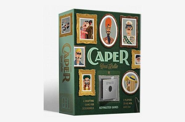 Caper board game