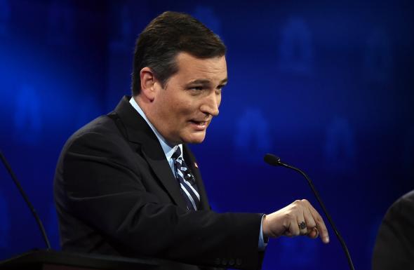 Ted Cruz debate