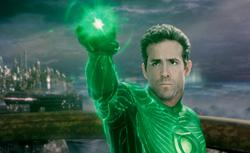 The Green Lantern. Click image to expand.