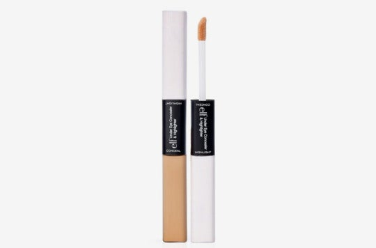 E.L.F. concealer and highlighter.
