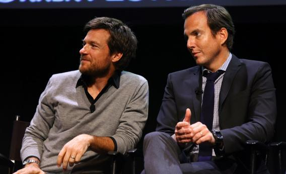 Arrested Development's Jason Bateman and Will Arnett in 2011