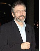 Gerry Adams: A man with a plan?