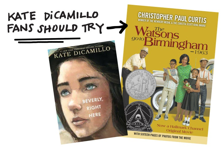 Kate DiCamillo fans should try The Watsons Go to Birmingham–1963