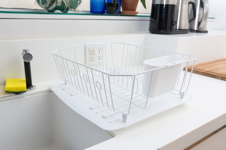 Rubbermaid Antimicrobial Dish Drainer