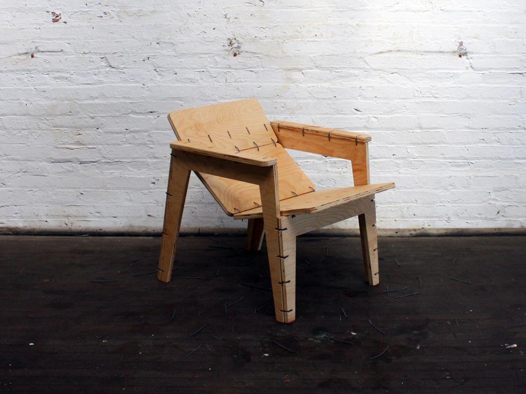 How i became a guerrilla furniture designer