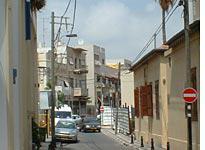 A Tel Aviv neighborhood