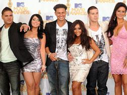 Jersey Shore cast. Click image to expand.