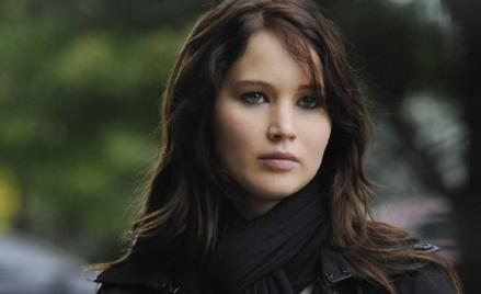 Jennifer Lawrence in Silver Linings Playbook.
