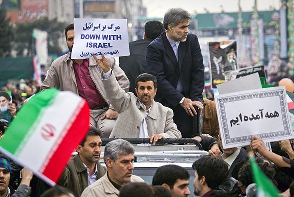 Mahmoud Ahmadinejad, 2011