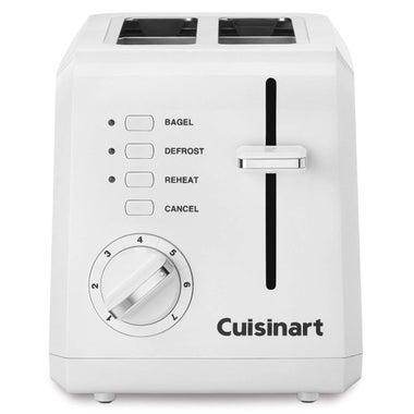 Cuisinart CPT-122 2-Slice Compact Plastic Toaster
