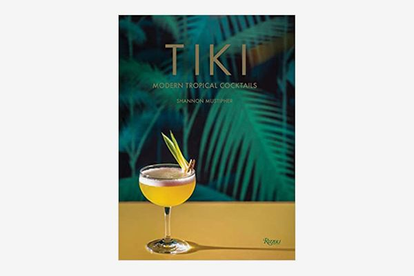 """""""TIKI: Modern Tropical Cocktails"""" by Shannon Mustipher"""