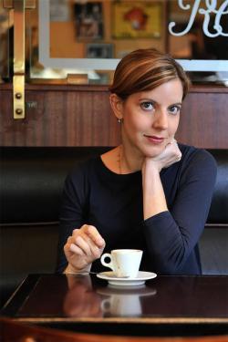 Pamela Druckerman.
