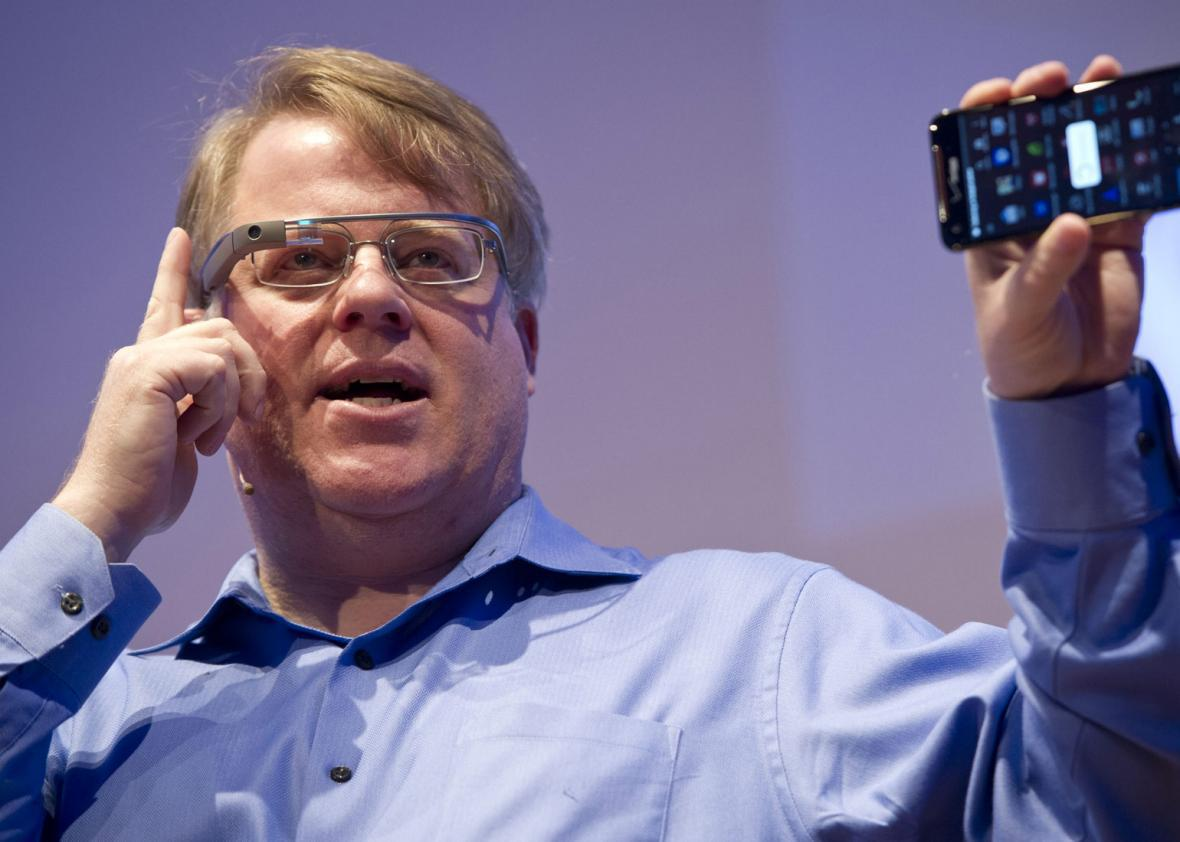 US blogger Robert Scoble