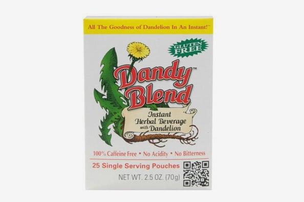 Dandy Blend Instant Herbal Beverage with Dandelion.