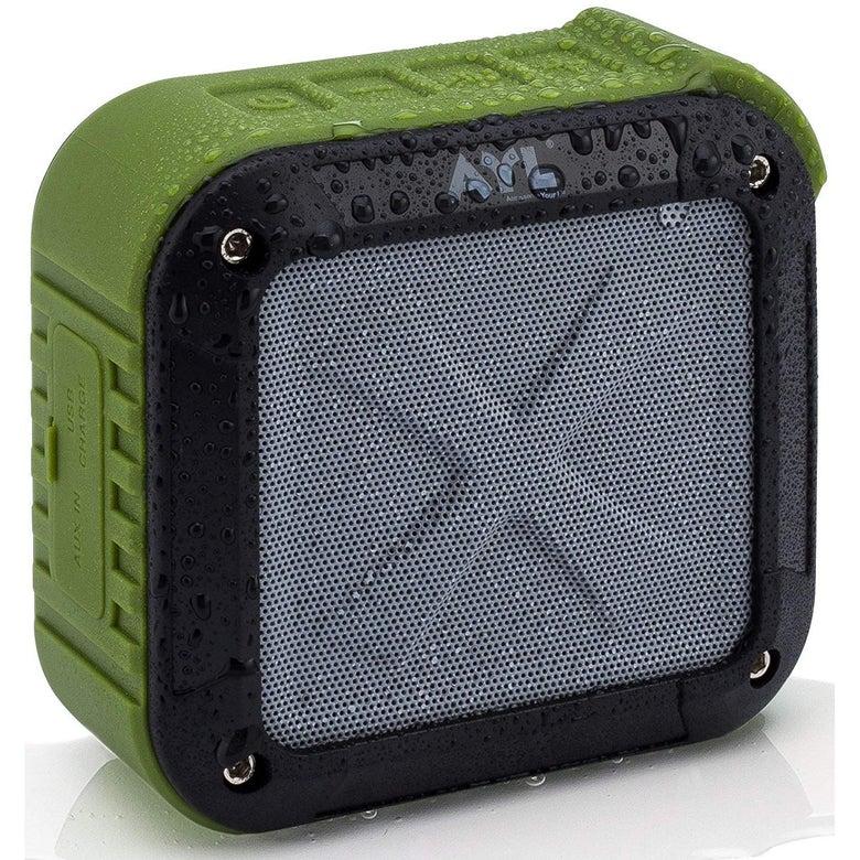AYL Portable Shower-Friendly Bluetooth Speaker