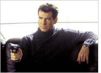 Pierce Brosnan, digging the Bond legacy