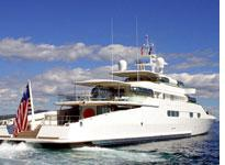 Super yacht of Larry Ellison. Click image to expand.