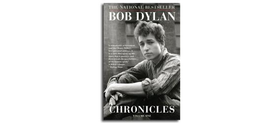 Bob Dylan Chronicles Cover.