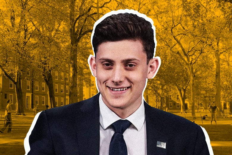 How Harvard's Young Republicans Feel About Kyle Kashuv