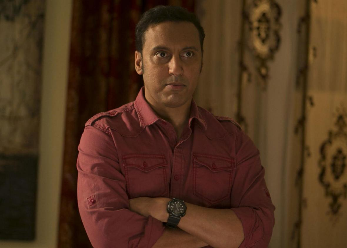 Aasif Mandvi as Rafiq Massoud on The Brink.
