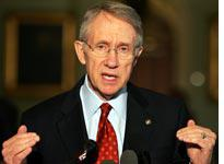 Harry Reid. Click image to expand.