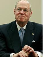 U.S. Supreme Court Justice Anthony Kennedy. Click image to expand.