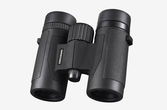 Wingspan Optics Spectator 8X32 Compact Binoculars.