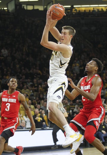 Iowa's Buzzer-Beating H-O-R-S-E Shot Against Rutgers Was All Kinds of Crazy