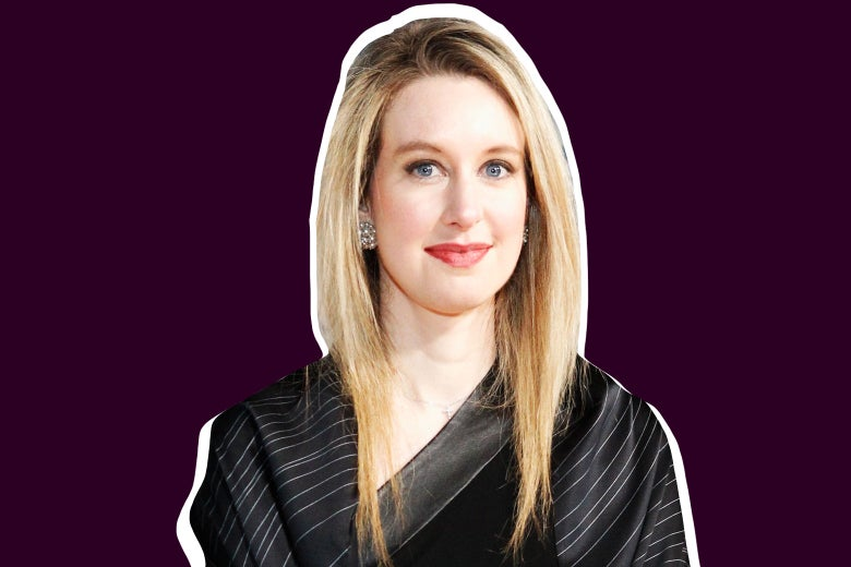 Theranos' Elizabeth Holmes Sold Certainty and Sex