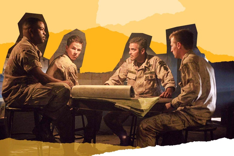 The Stormy Story of Three Kings, the Only Great Movie About the Gulf War