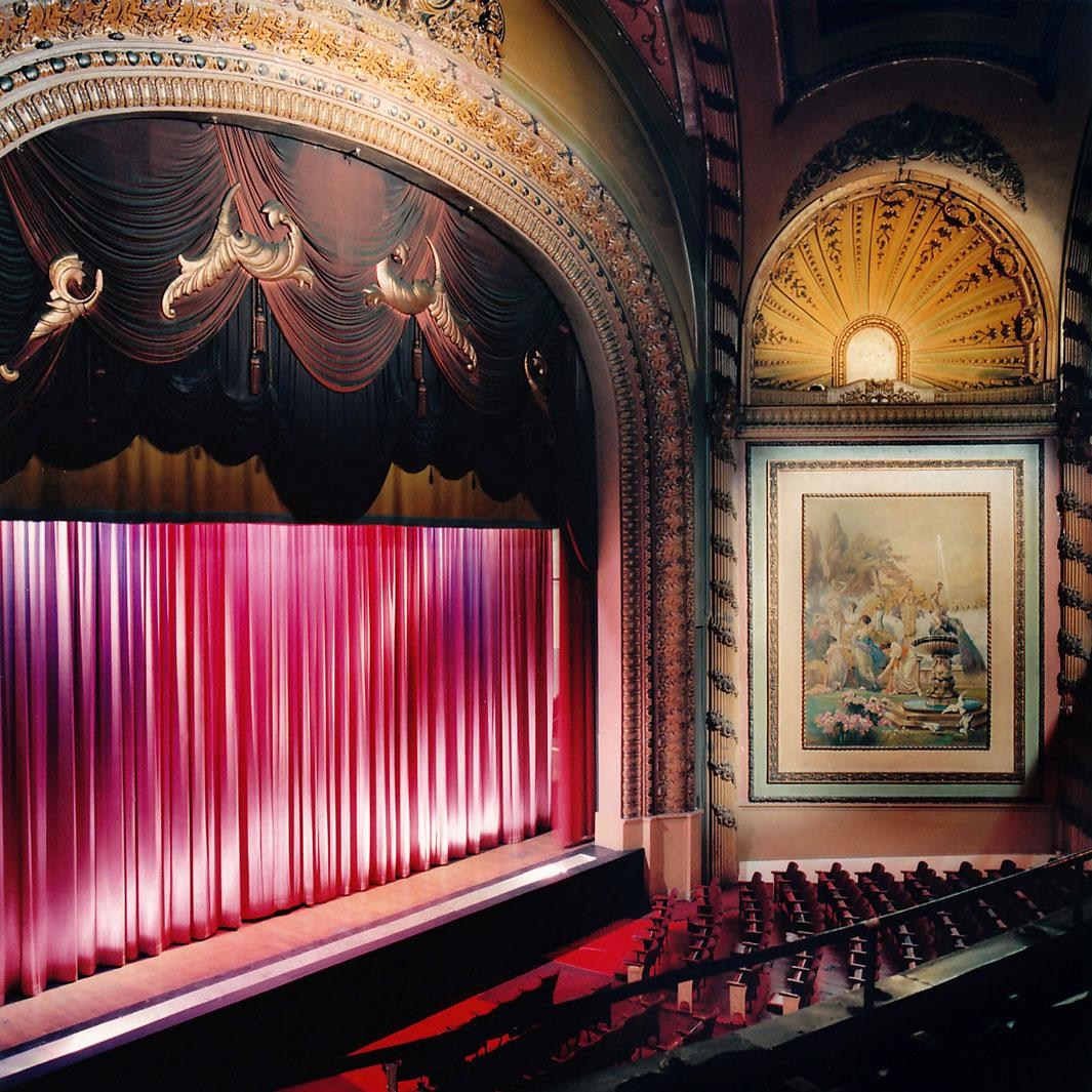 Palace Theatre Los Angeles, California