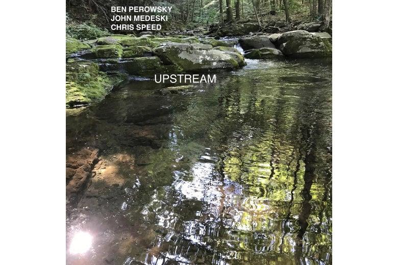 Upstream album cover