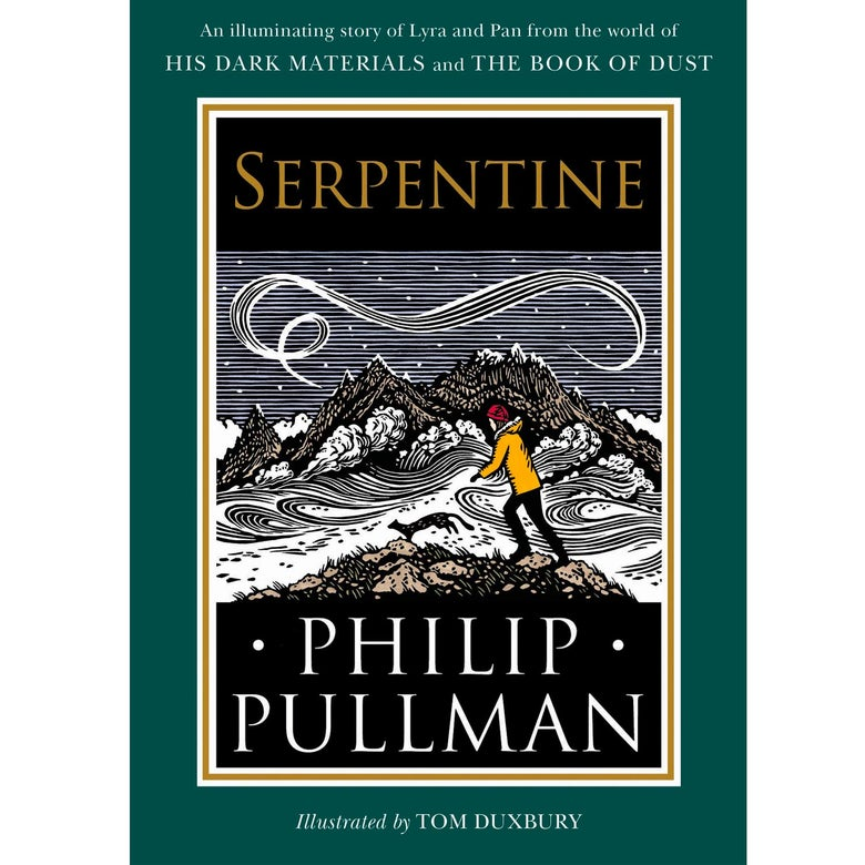 Serpentine book cover