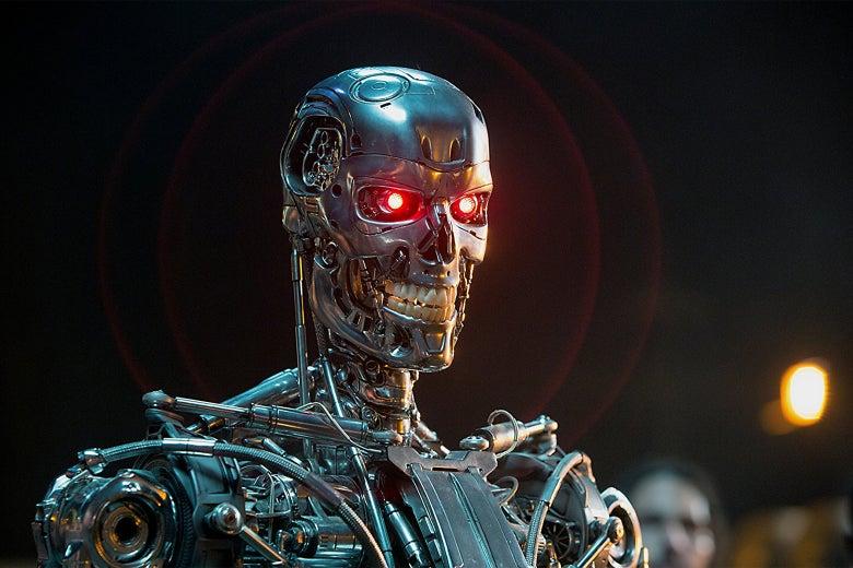 A Terminator.