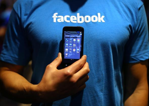 Facebook Atlas ad serving platform