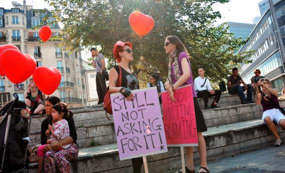 Slutwalk.