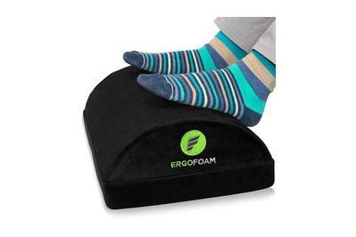 ErgoFoam Adjustable Foot Rest