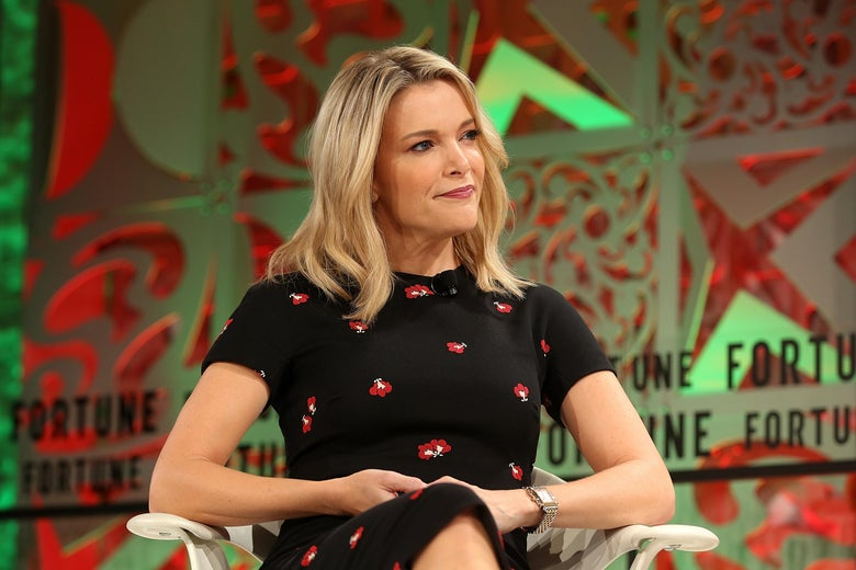 Megyn Kelly speaks onstage at the Fortune Most Powerful Women Summit 2018 at Ritz Carlton Hotel on Oct. 2, 2018, in Laguna Niguel, California.
