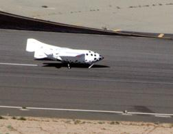 SpaceShipOne. Click image to expand.