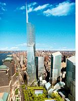 The second Freedom Tower, a collaboration         Click image to expand.