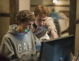 The Social Network. Click image to expand.