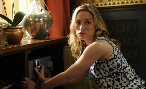 Annie Walker (Piper Perabo) in Covert Affairs