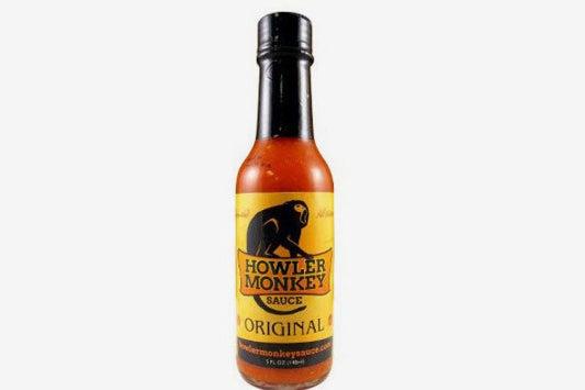 Howler Monkey Sauce.