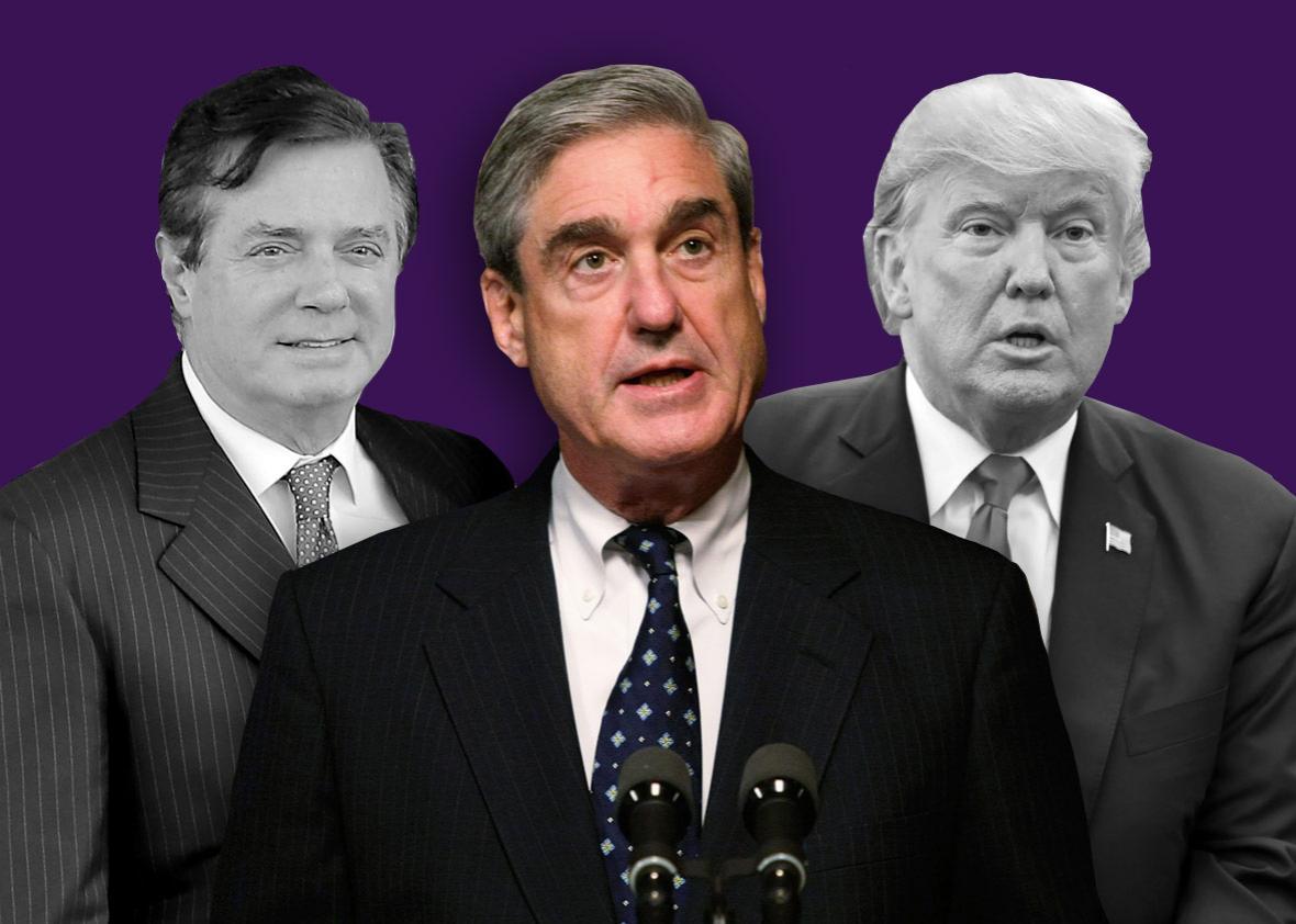Manafort, Mueller, and Trump