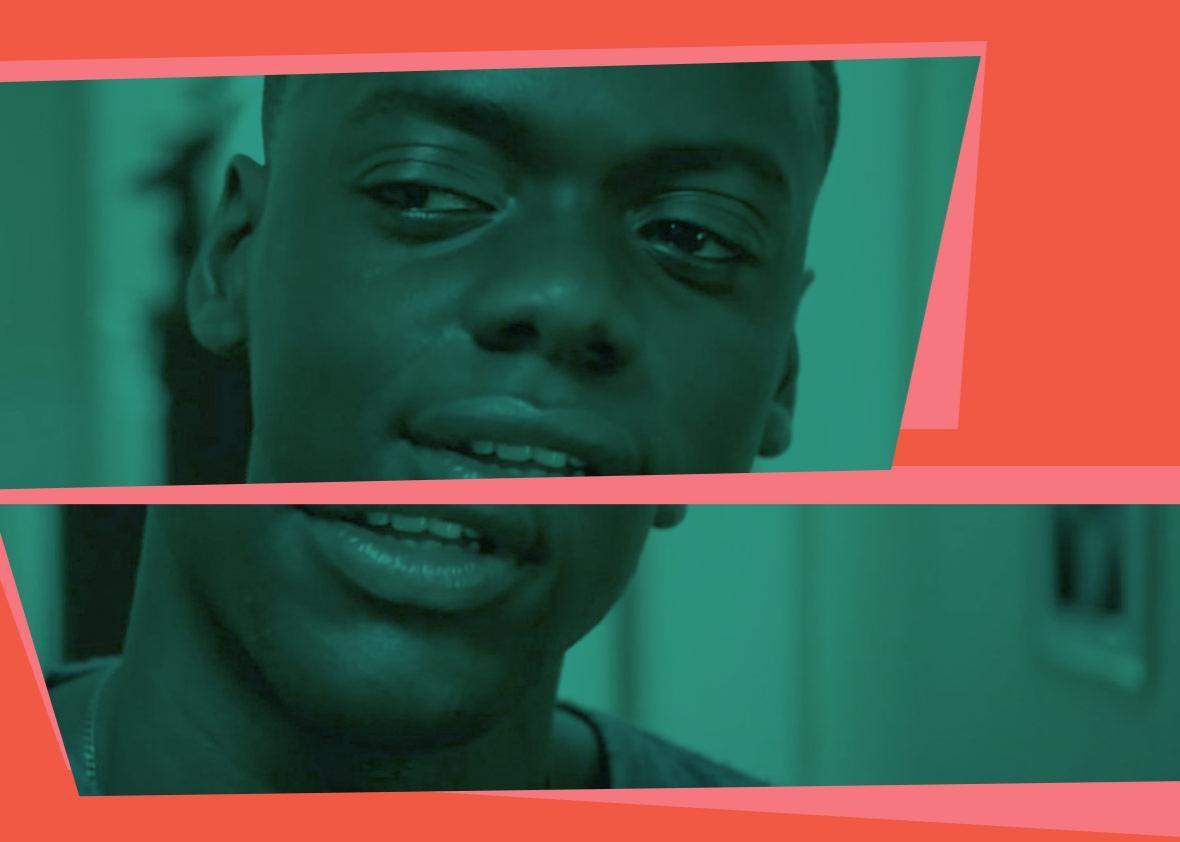 Daniel Kaluuya in Get Out (2017)