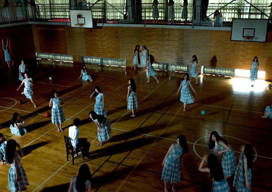 Monodramatic/Gymnasium Eidolon.